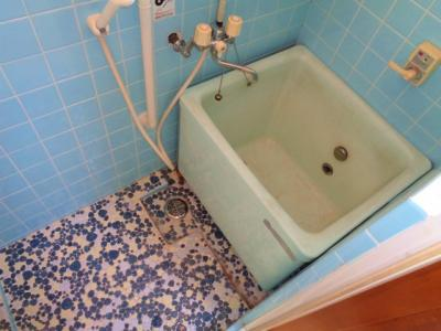 【浴室】紀和第三ビル