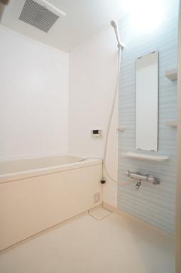 【浴室】リリーハイム