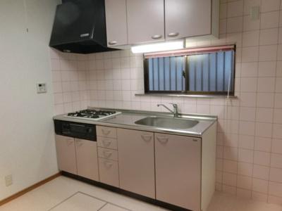 【キッチン】一乗寺樋ノ口町 平屋住宅