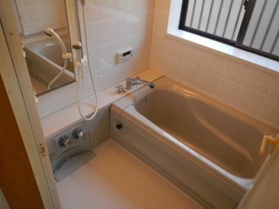 【浴室】一乗寺樋ノ口町 平屋住宅