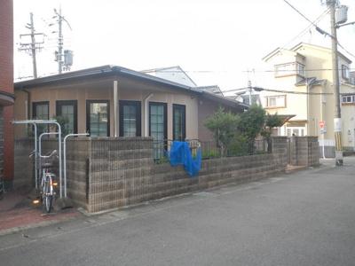 一乗寺樋ノ口町 平屋住宅