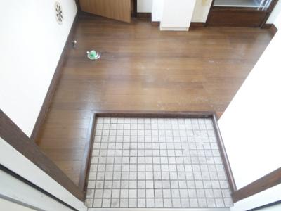 【玄関】コーポ浜田