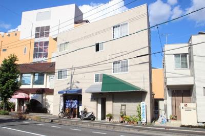【外観】コーポ浜田