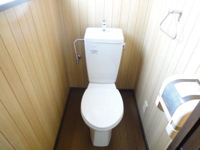 【トイレ】コーポ浜田