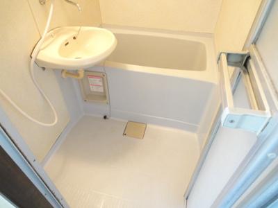 【浴室】コーポ浜田