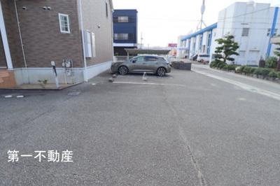 【駐車場】セレーノやしろB