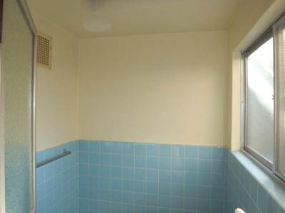 【浴室】花の町住宅