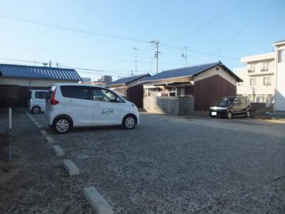 【駐車場】花の町住宅