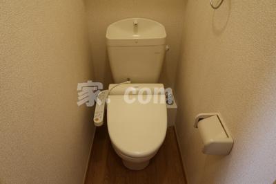 【トイレ】レオパレスルーブルⅡ(44067-401)