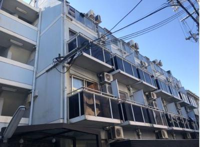 【外観】大阪市内RC造の一棟収益マンション