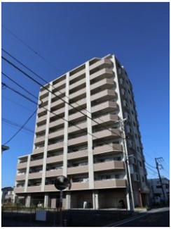 建物の外観です。2019年11月15日 11:00頃撮影