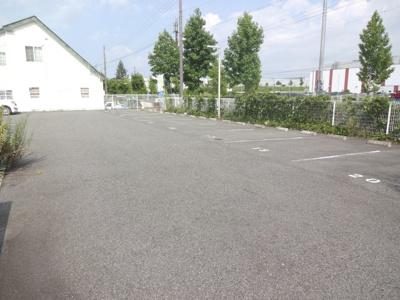 【駐車場】シャルマンハウス