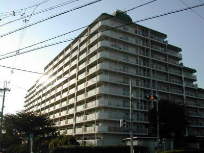 【外観】千里山スカイハイツ 807