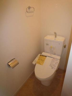 バーミープレイス大塚のトイレ