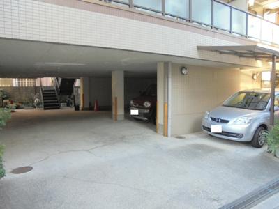 【駐車場】プレナム北田辺