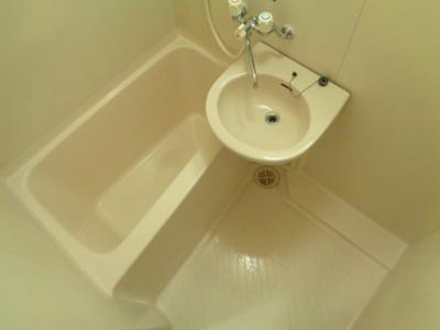 【浴室】プレナム北田辺