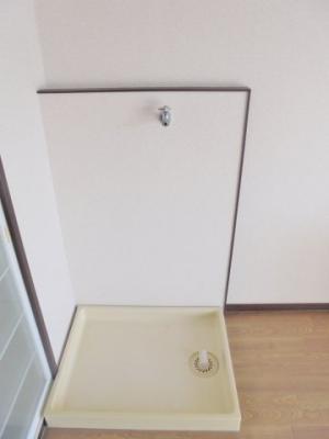 室内洗濯機置場※写真はイメージです