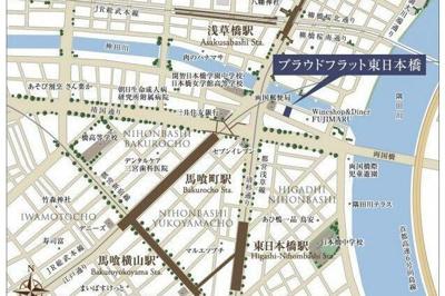 プラウドフラット東日本橋