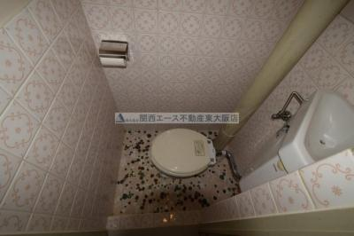 【トイレ】シャトー西村