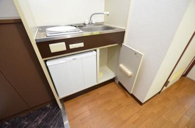 【キッチン】サンビレッジ