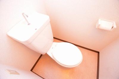 【トイレ】サンビレッジ