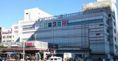 目黒駅ビルです