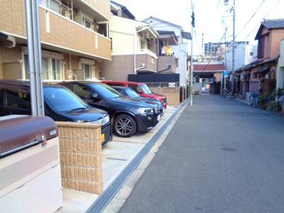 【駐車場】マティーナB棟