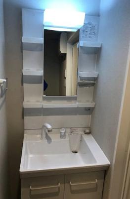 【独立洗面台】グレイスコート寿宝