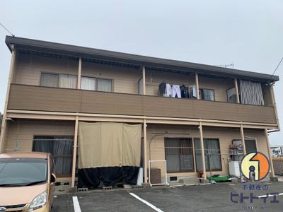 【外観】広川ハイツ