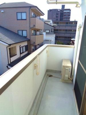 【バルコニー】タイトコート駒川