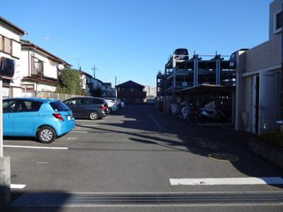 【駐車場】レーベンハイム若葉ブライトマークス