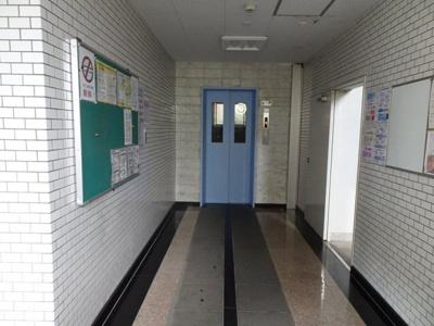 【ロビー】下関スカイマンションシービュー満珠 507号