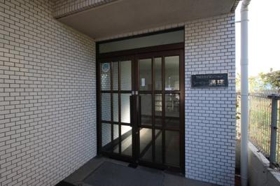 【エントランス】下関スカイマンションシービュー満珠 507号