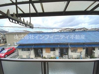 【展望】ル・ヴェール忍ケ丘