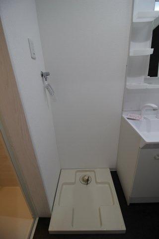 ★室内洗濯機置き場☆