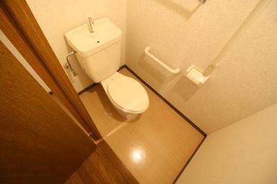 【トイレ】ガーデンコート楠ヶ丘