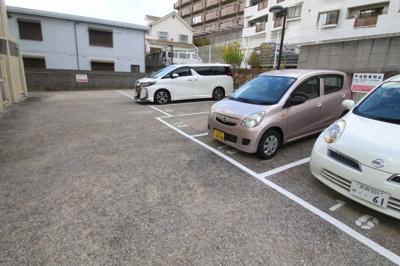 【駐車場】アーバンコート五位ノ池