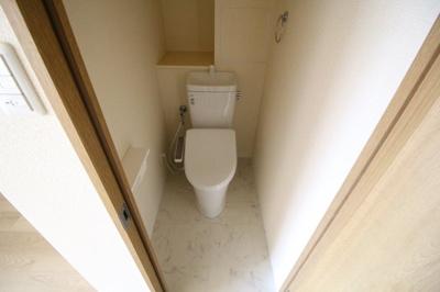【トイレ】アーバンコート五位ノ池