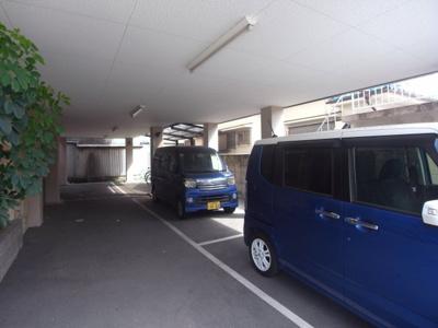【駐車場】ヴィシャルム