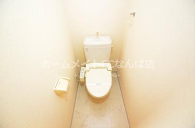 【トイレ】ダイドーメゾン大阪・中之島
