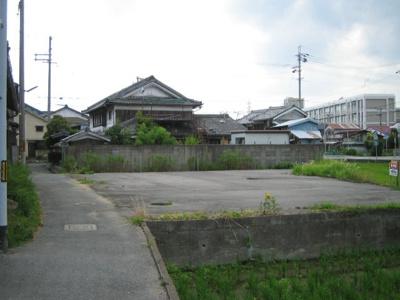 【外観】姫路市網干区浜田/売土地