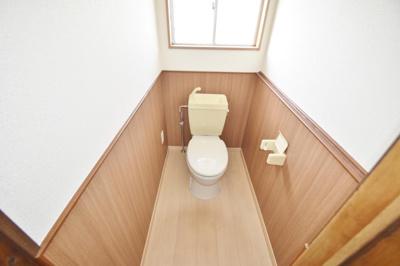 【トイレ】伊賀2丁目貸家