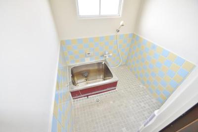 【浴室】伊賀2丁目貸家