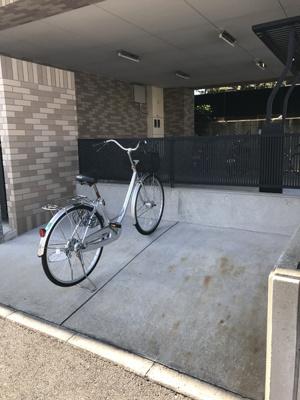 駐輪スペース??