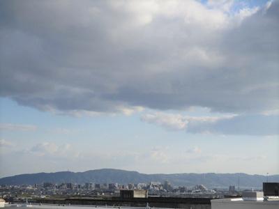 【展望】大久保東第1住宅4号棟