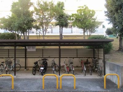 【駐車場】大久保東第1住宅4号棟