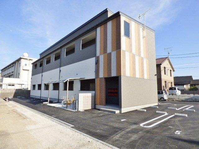 常盤中学校そばに立地の新築です!2020年2月完成予定!