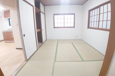 【和室】アミティ久米川本町