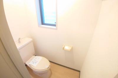 【トイレ】アミティ久米川本町
