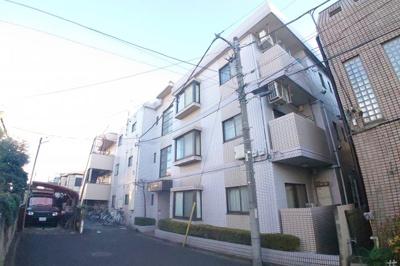 駅近!久米川駅徒歩4分の立地